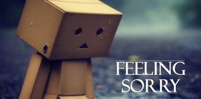 Feeling-Sorry
