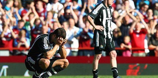 Damien Duff Steven Taylor Relegation Aston Villa
